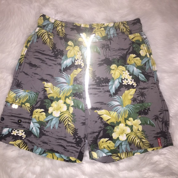 Tommy Bahama Other - Tommy Bahama Swim Trunks, Relax Fit